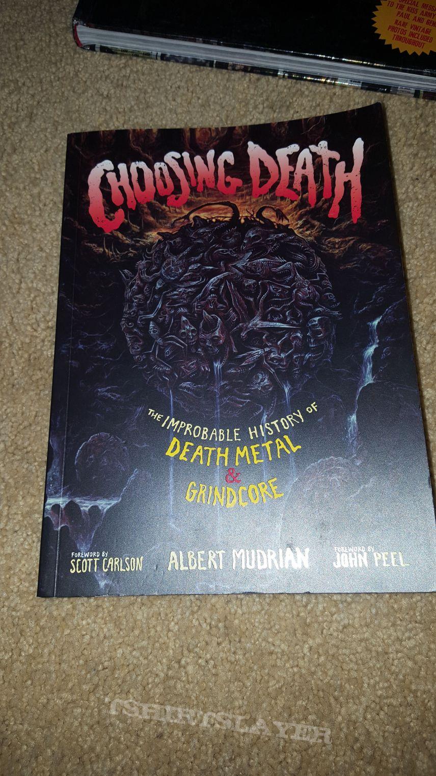 Metal literature