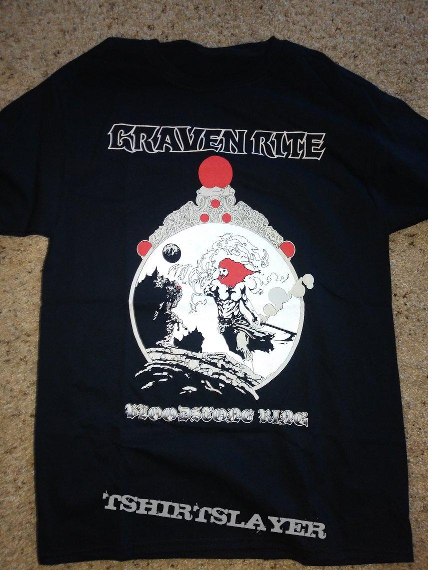Graven Rite bloodstone ring   TShirtSlayer TShirt and