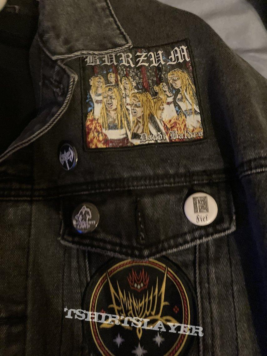 Unfinished winter Jacket