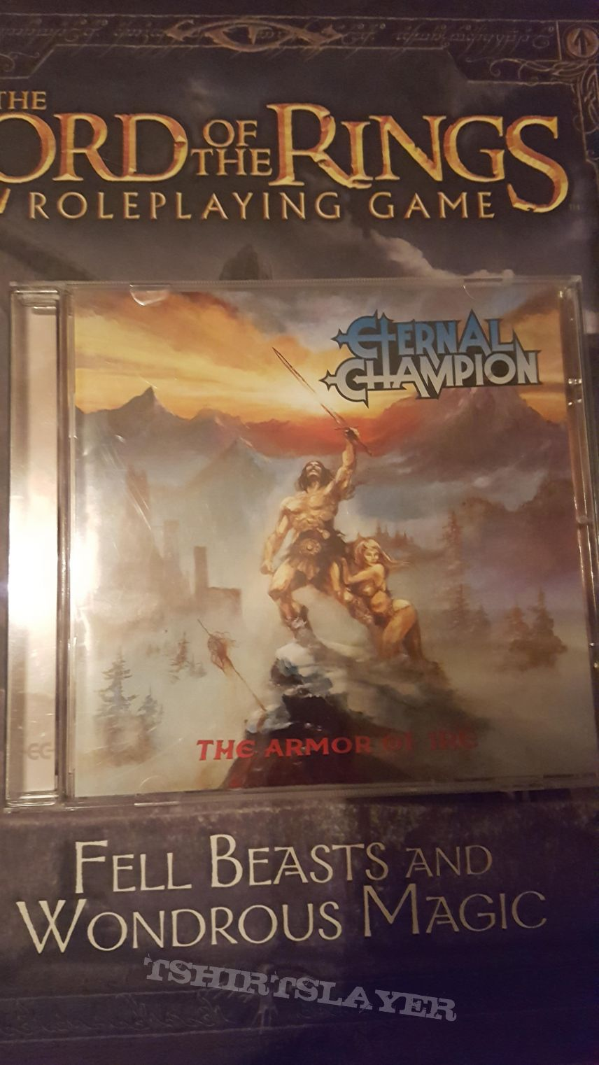 Eternal Champion The Armor of Ire