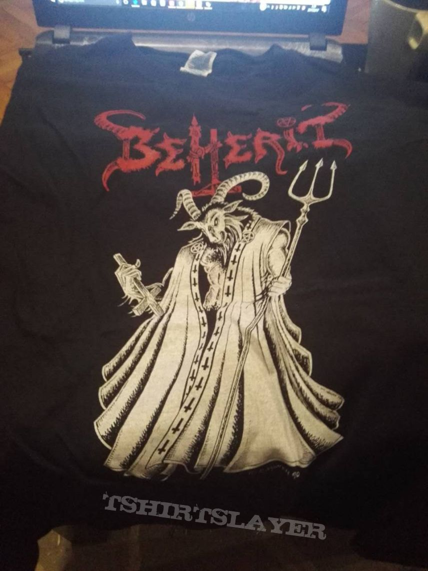Beherit shirt