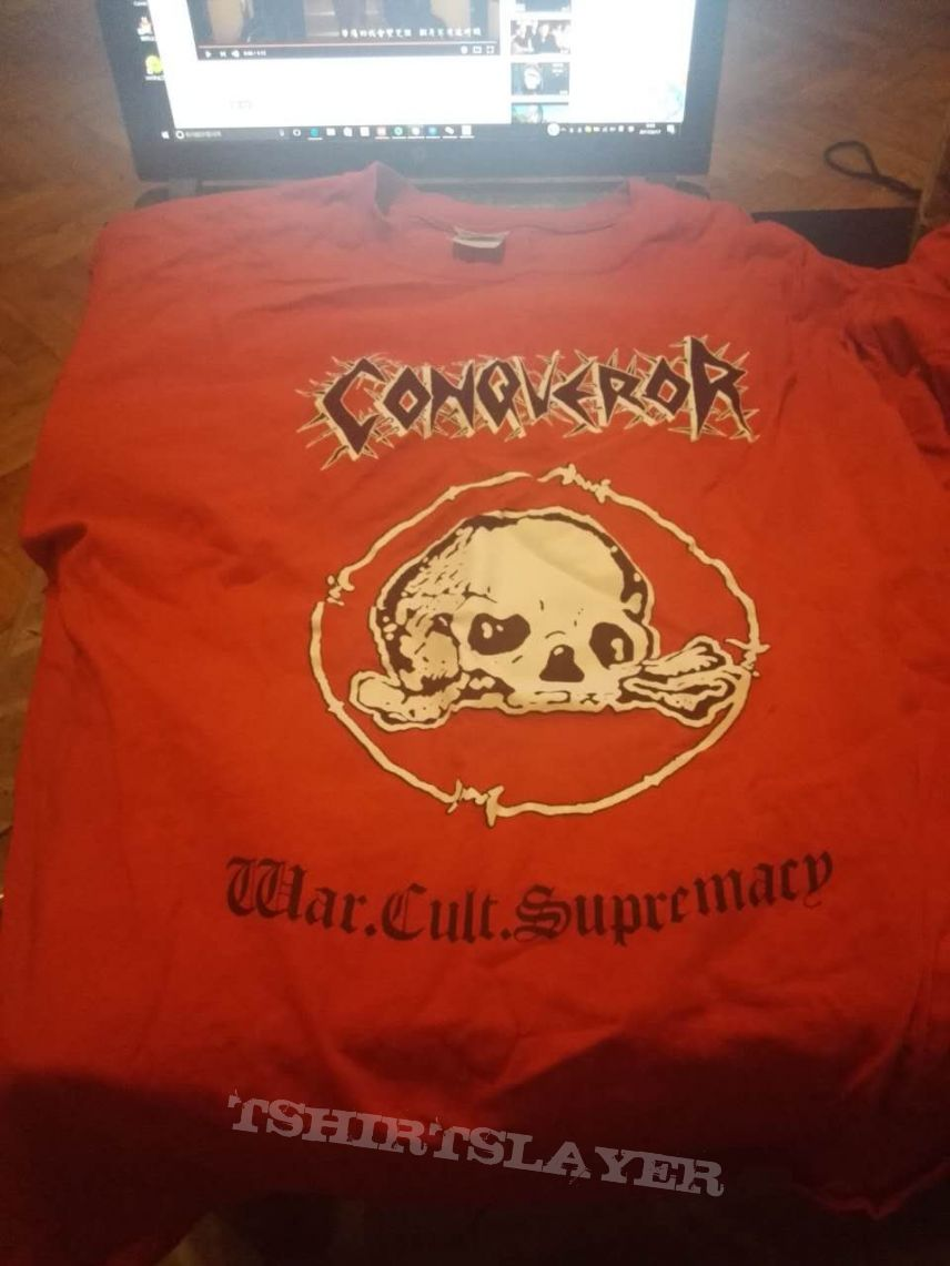Conqueror DH shirt