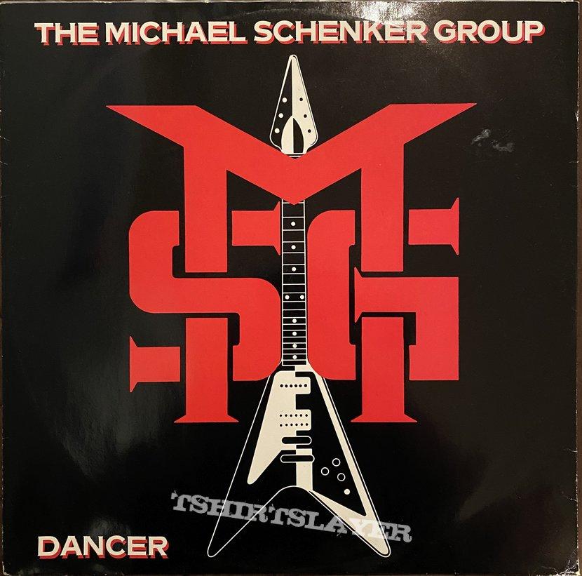 "Michael Schenker Group - ""Dancer"""