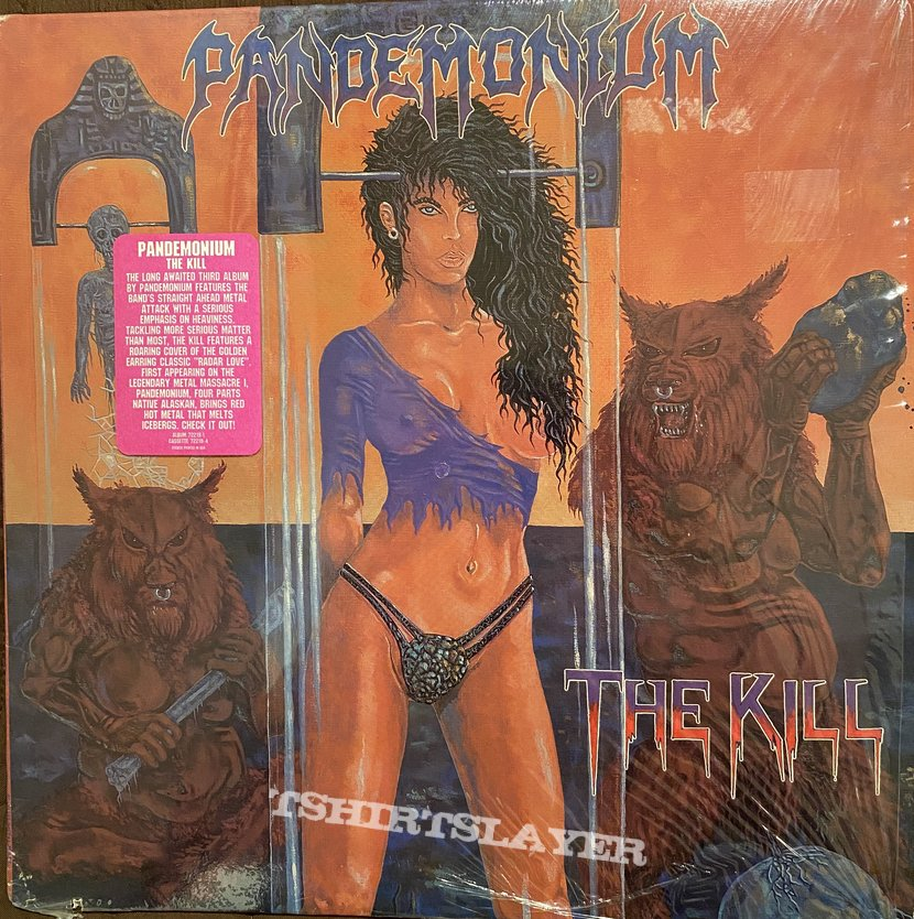 Pandemonium - The Kill