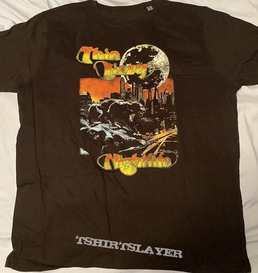 Thin Lizzy - Nightlife shirt