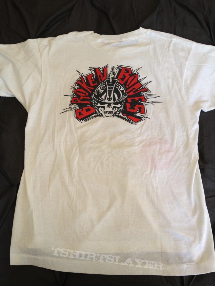 Broken Bones - Skate The States tour '88