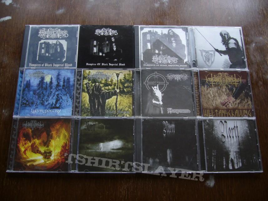 Woods Of Desolation Vinyl