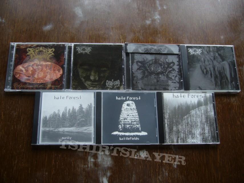 My CD Collection up 'til 09/2013