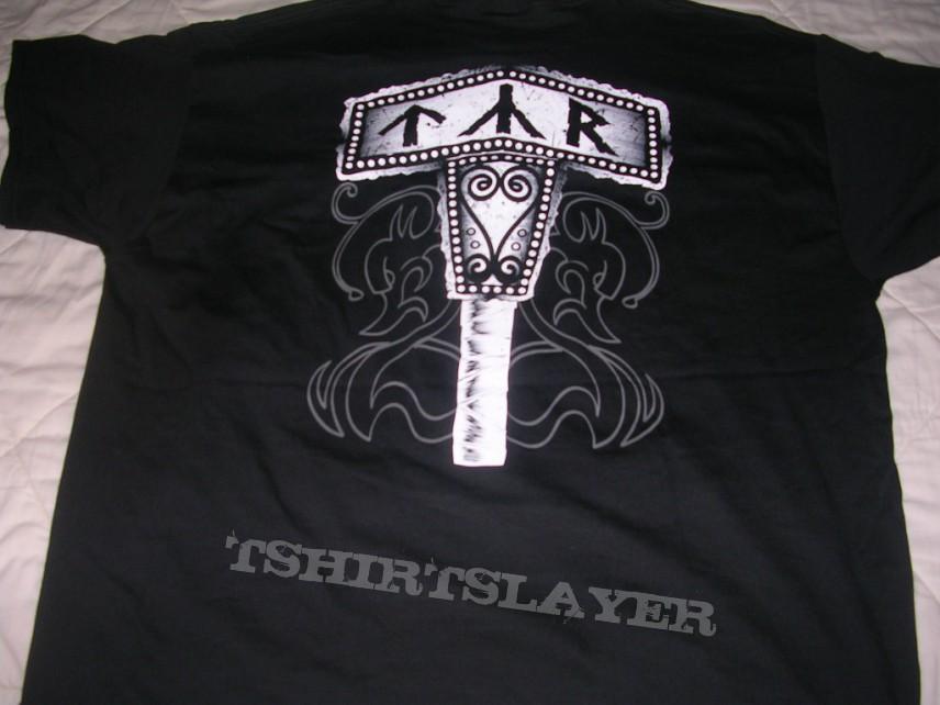 TYR Hammer shirt Hail to the hammer \m/\m/