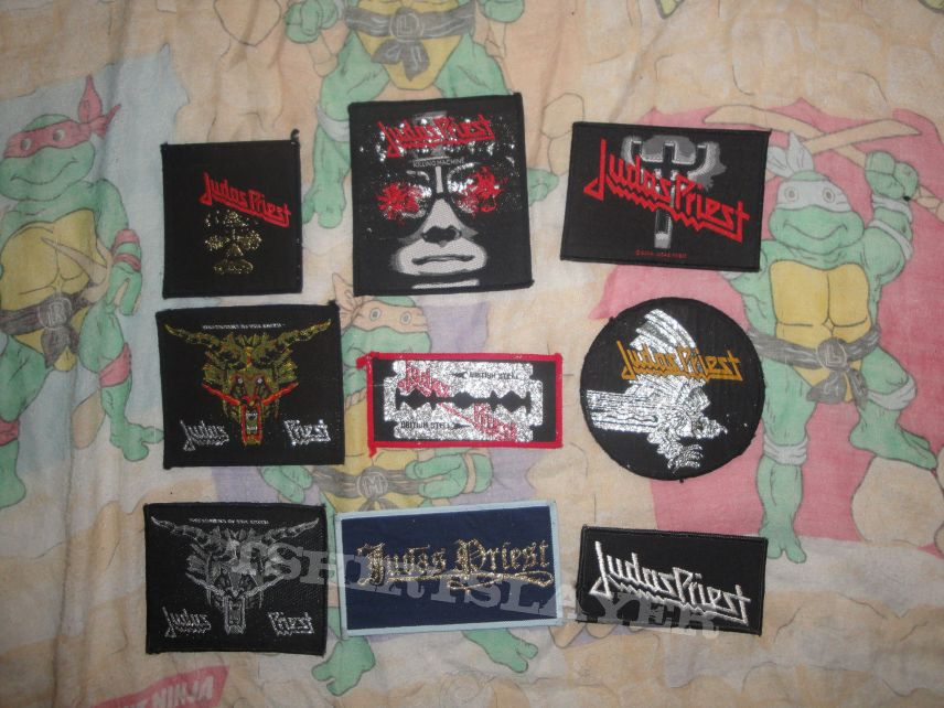 Judas Priest patches for sale or trade
