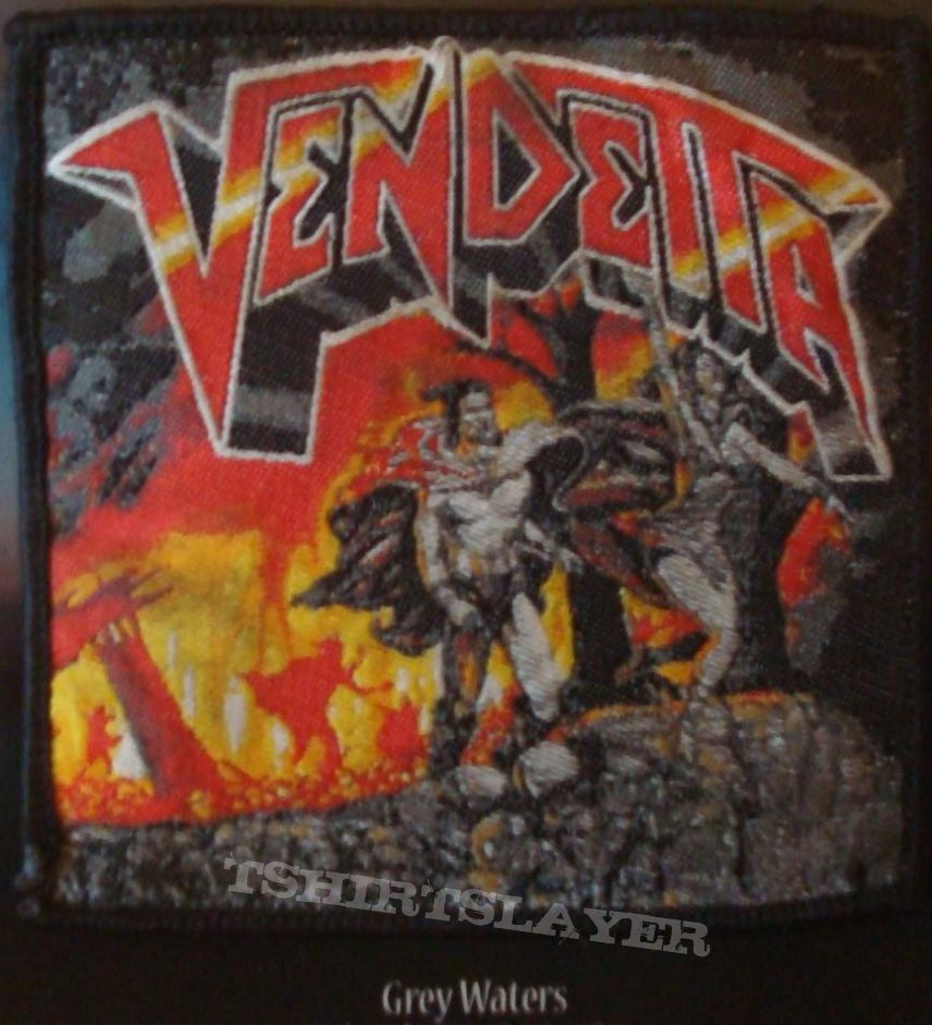 Vendetta - Go And Live... Stay And Die patch