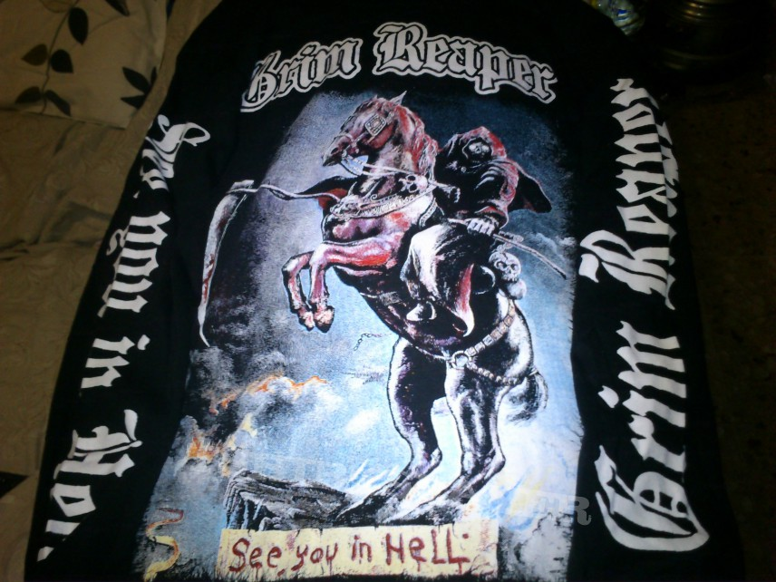 Grim Reaper - See You In Hell (Tab) - Ultimate-Guitar.Com