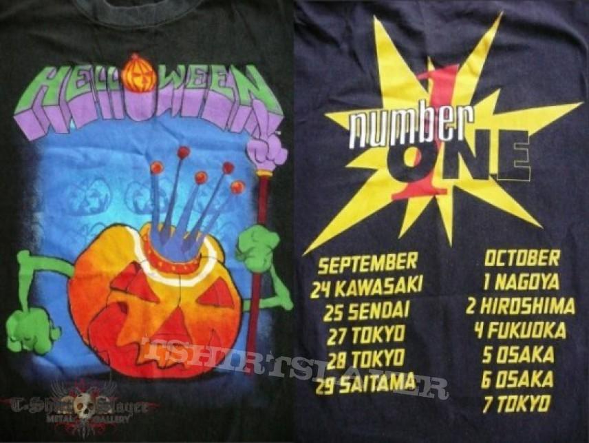 TShirt or Longsleeve - Helloween - Japan Shirt 1992