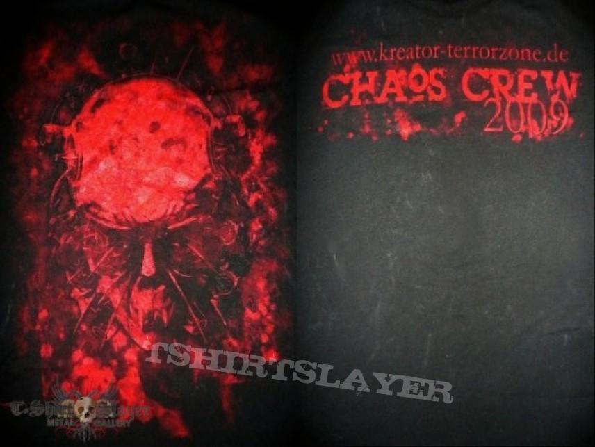 TShirt or Longsleeve - Kreator - Chaos Crew 2009