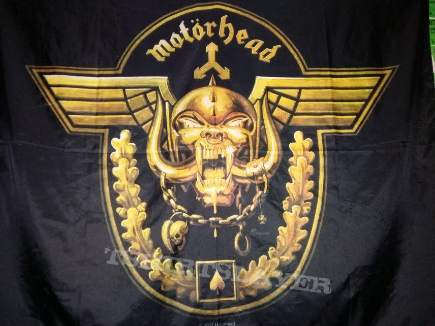 Motörhead - Hammered flag