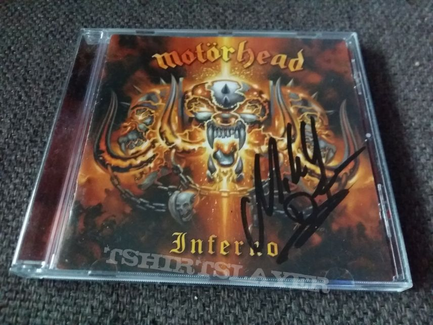 Motörhead - Inferno.