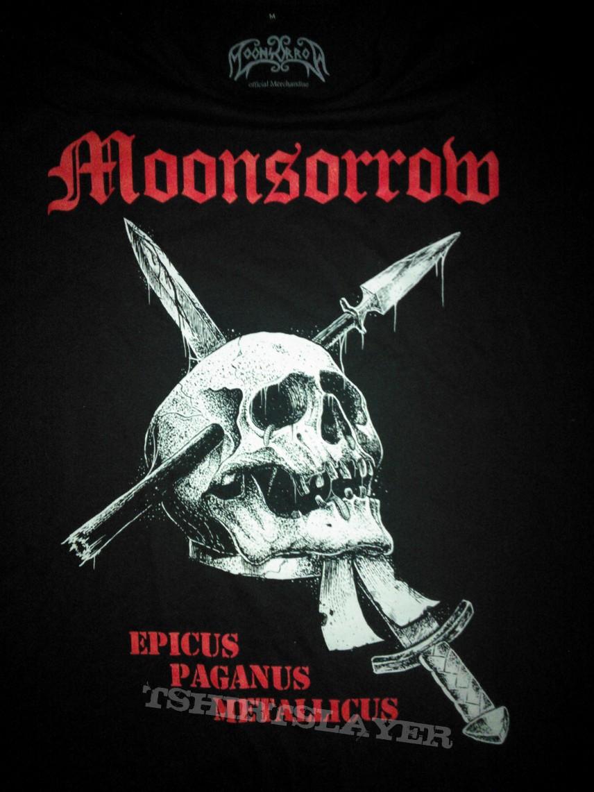 moonsorrow   epicus paganus metallicus tshirtslayer