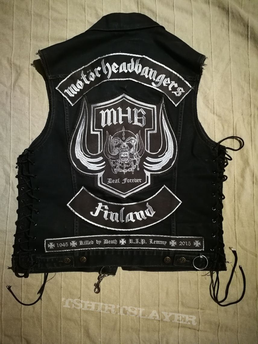 Motörheadbangers kutte