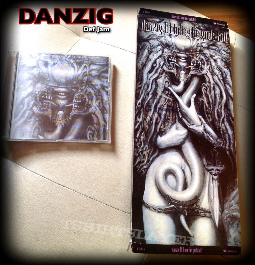 DANZIG III longbox awesome edition