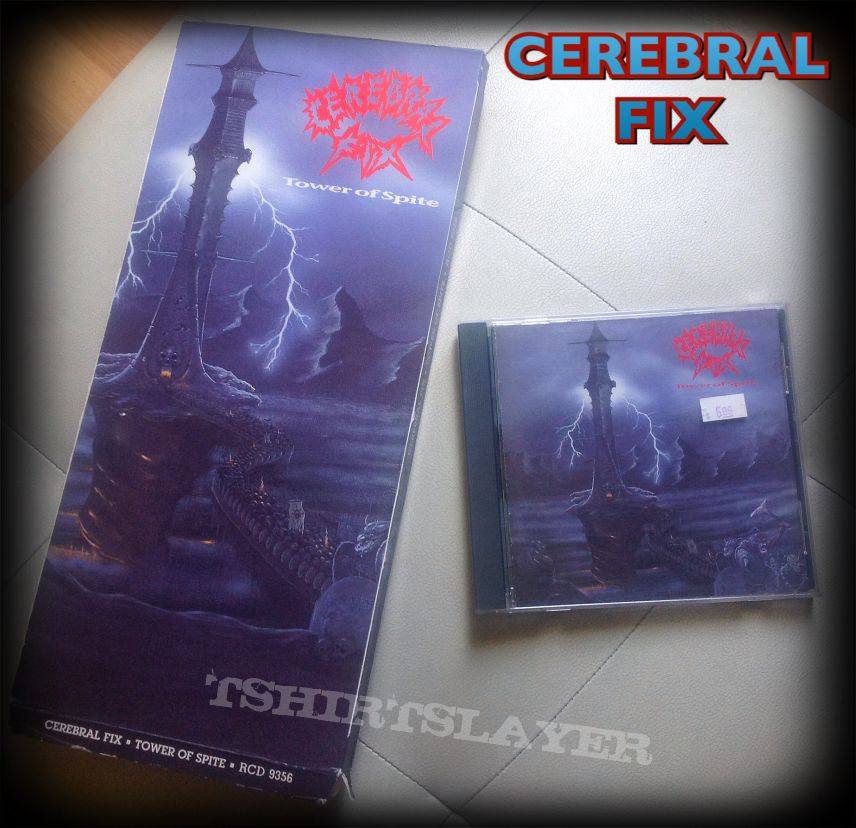 Cerebral Fix twers of despite longbox