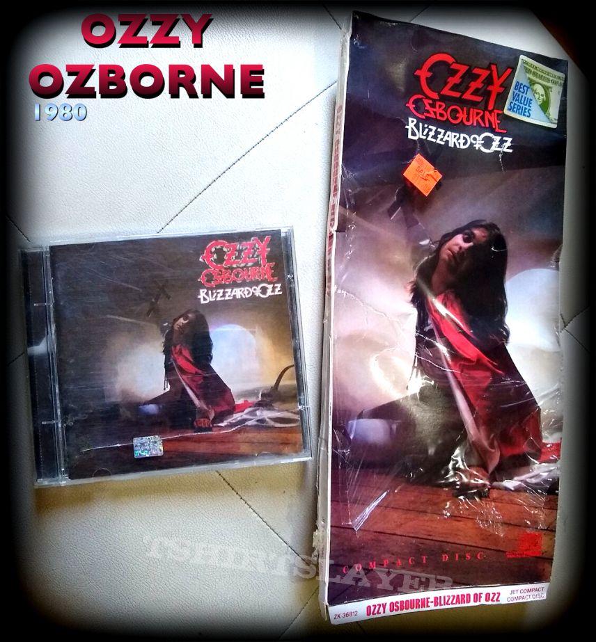 OZZY Osborne longbox