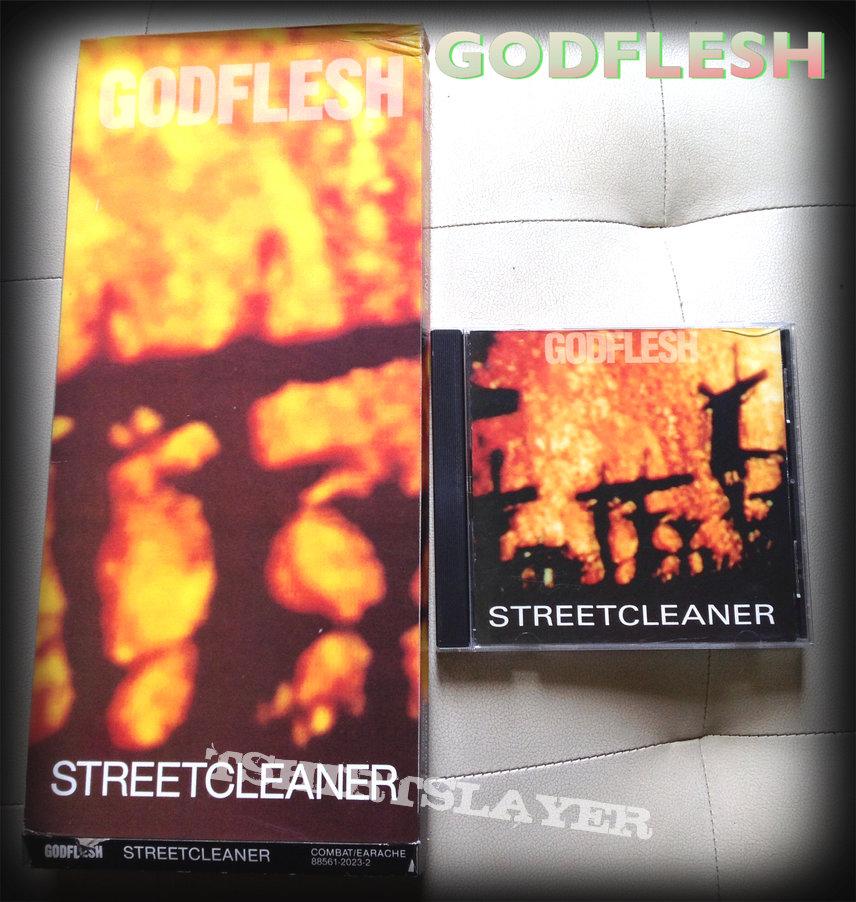 GODFLESH Streetcleaner Longbox