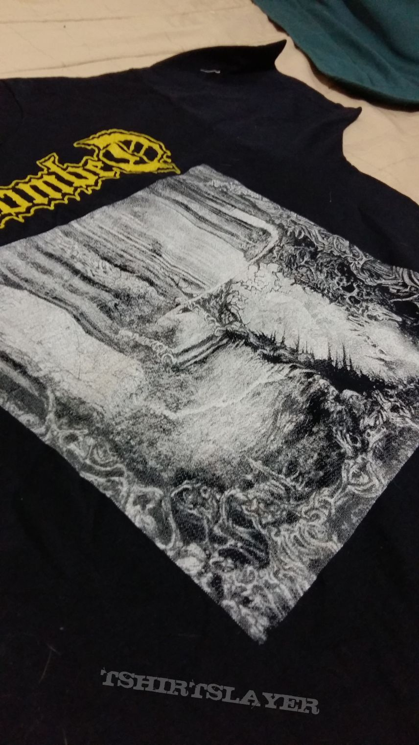 ENTOMBED LHP Pre Earache first press