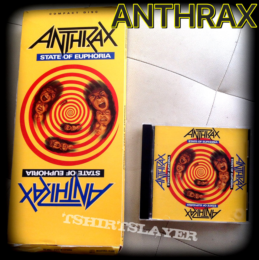 Anthrax longbox