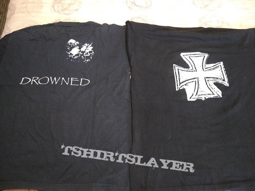 ENTOMBED demo shirt