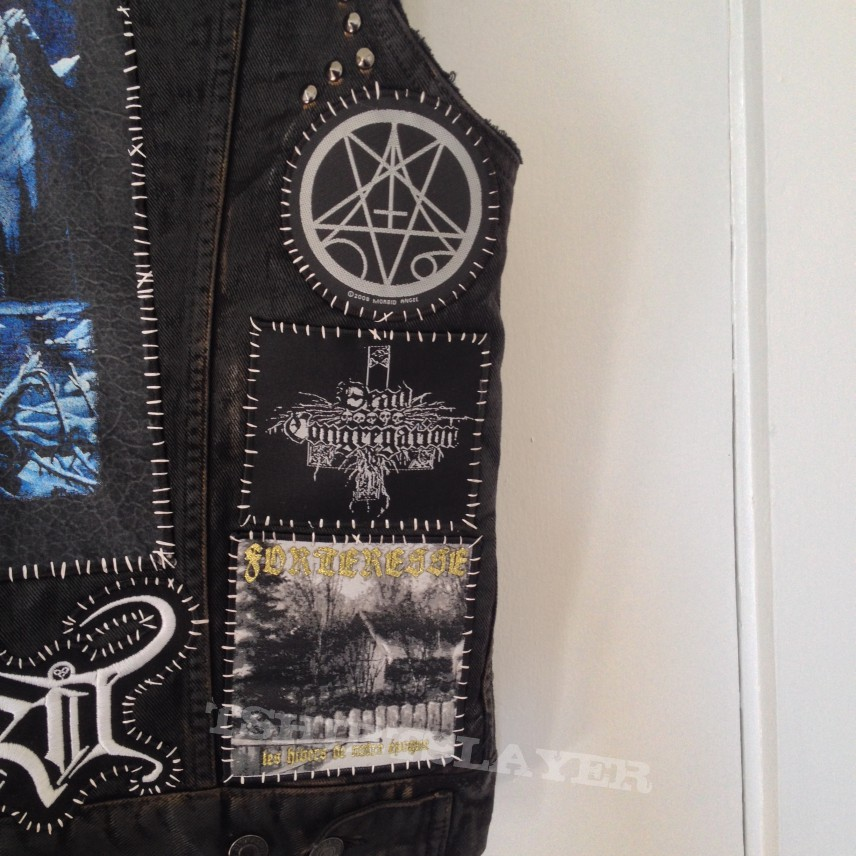 Dissection Storm Of The Light's Bane Battle Jacket (MDF2014)