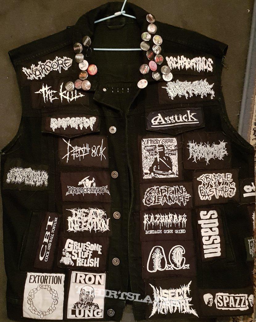 Grind Battle Jacket