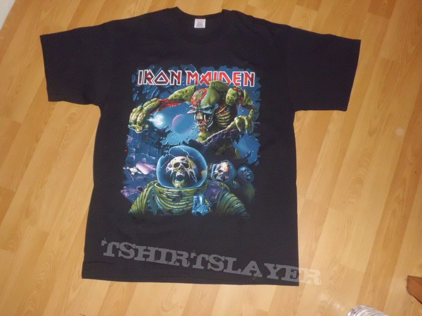 "Iron Maiden ""the final frontier world tour spain"""