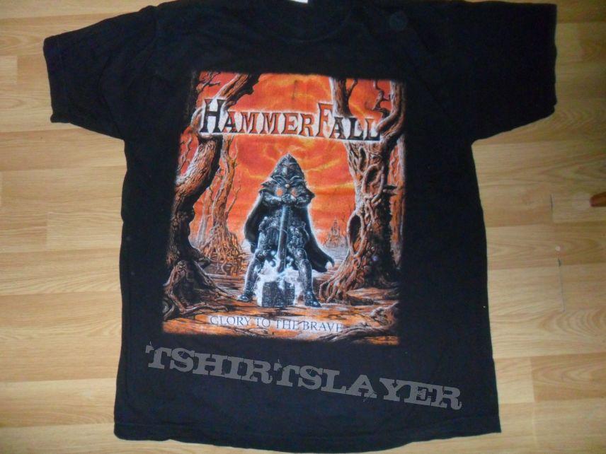 "Hammerfall ""glory to the brave"""