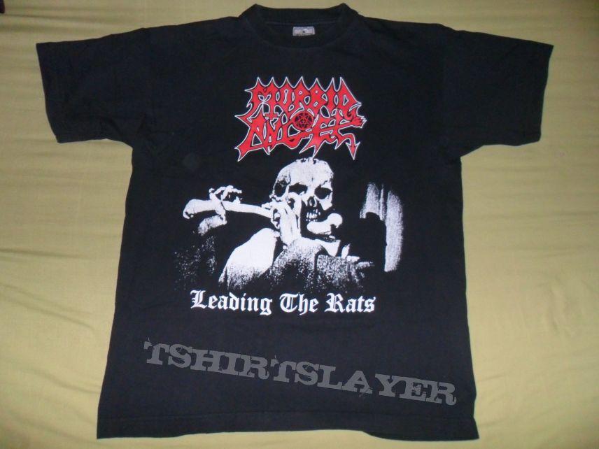 "Morbid Angel ""leading the rats"""