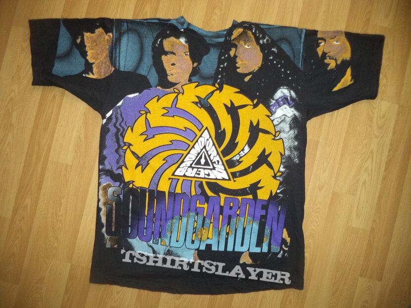 """Soundgarden """"badmotorfinger"""" Full Print"""