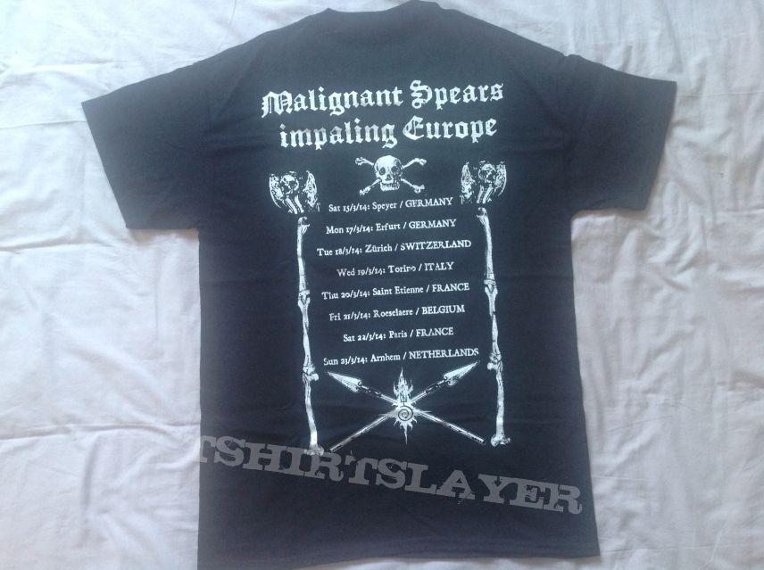 Pseudogod - Tour shirt 2014