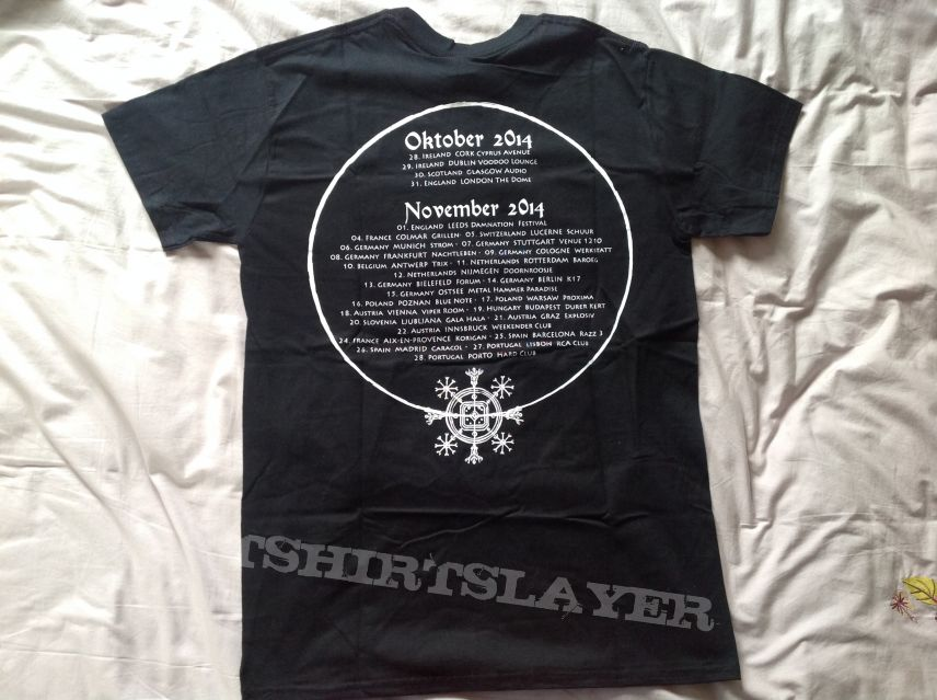 Solstafir - Tour shirt 2014
