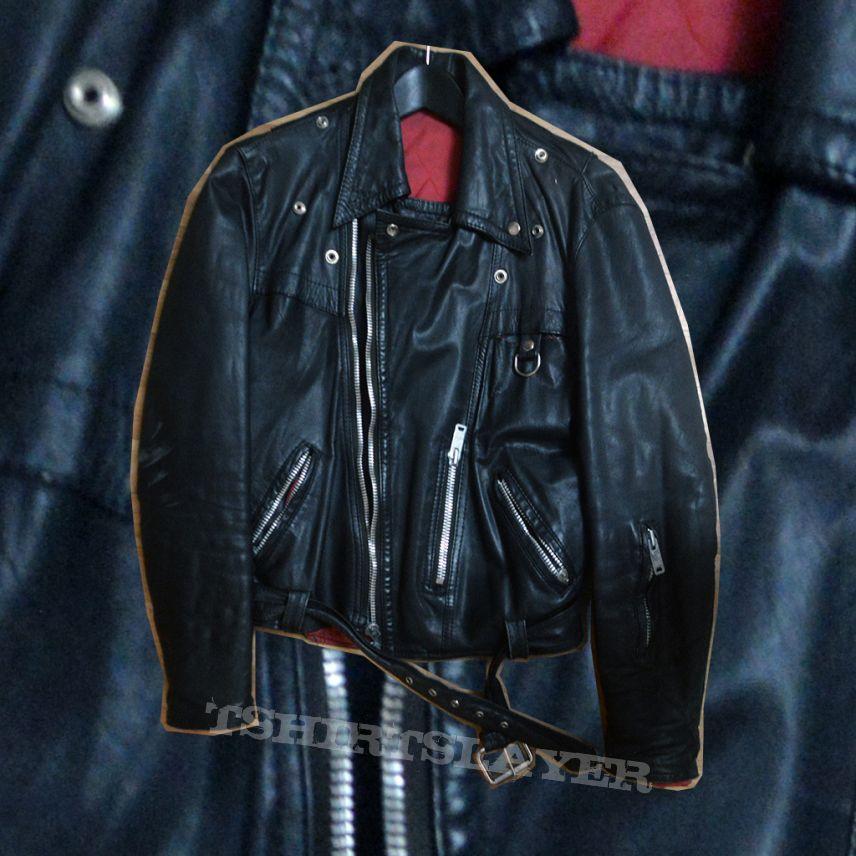Leather Jacket Petroff style