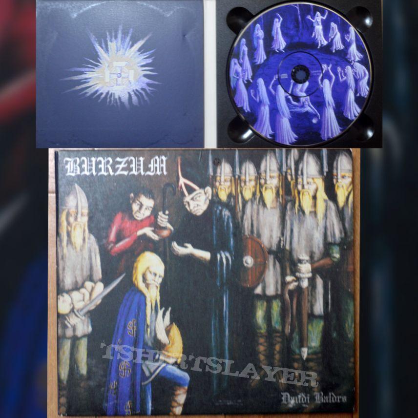 Burzum Daudi Baldrs CD