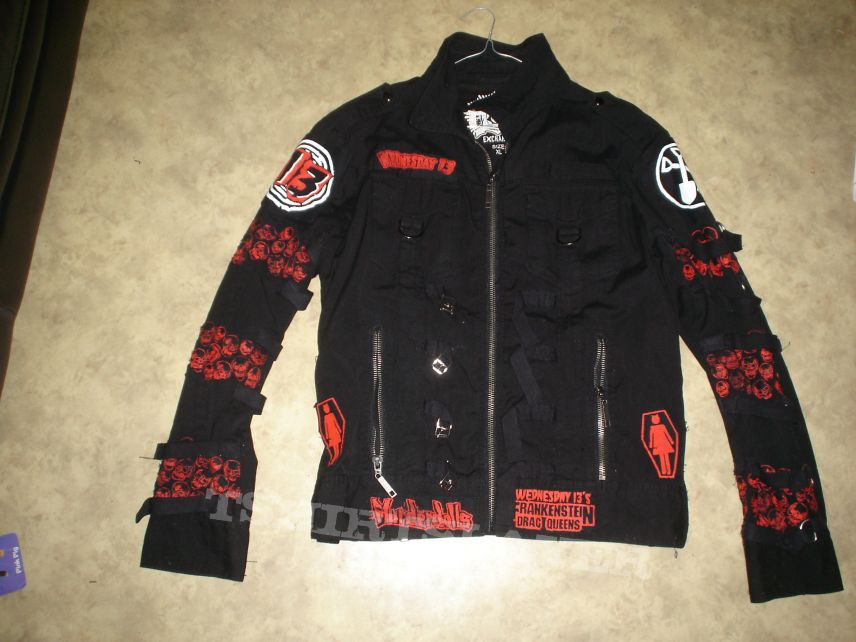 Wednesday 13 Jacket - DIY