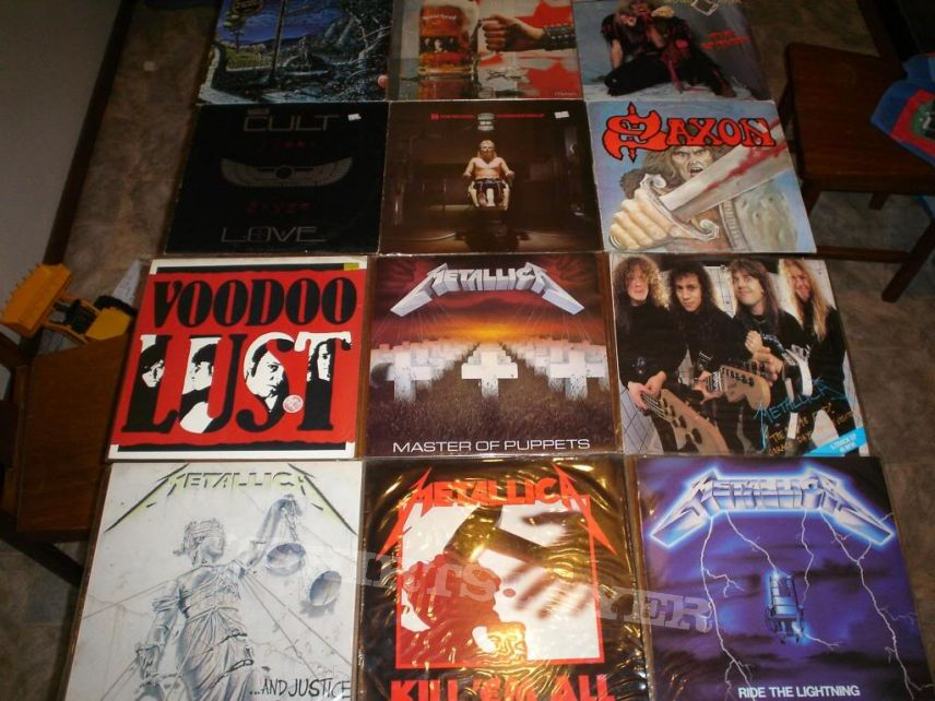 Some of my vinyl