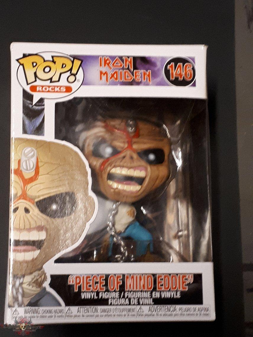 Iron Maiden - Piece of mind Eddie pop vinyl figure