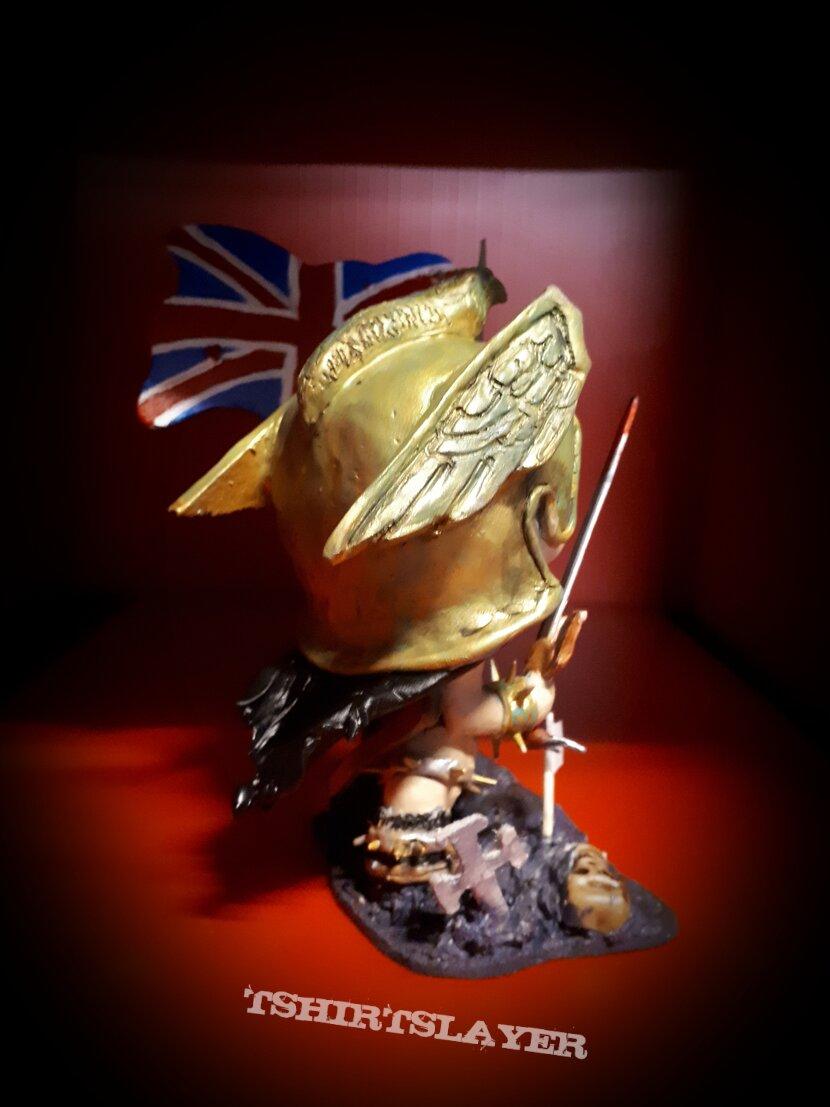 Manowar - Hail To England D.I.Y pop vinyl