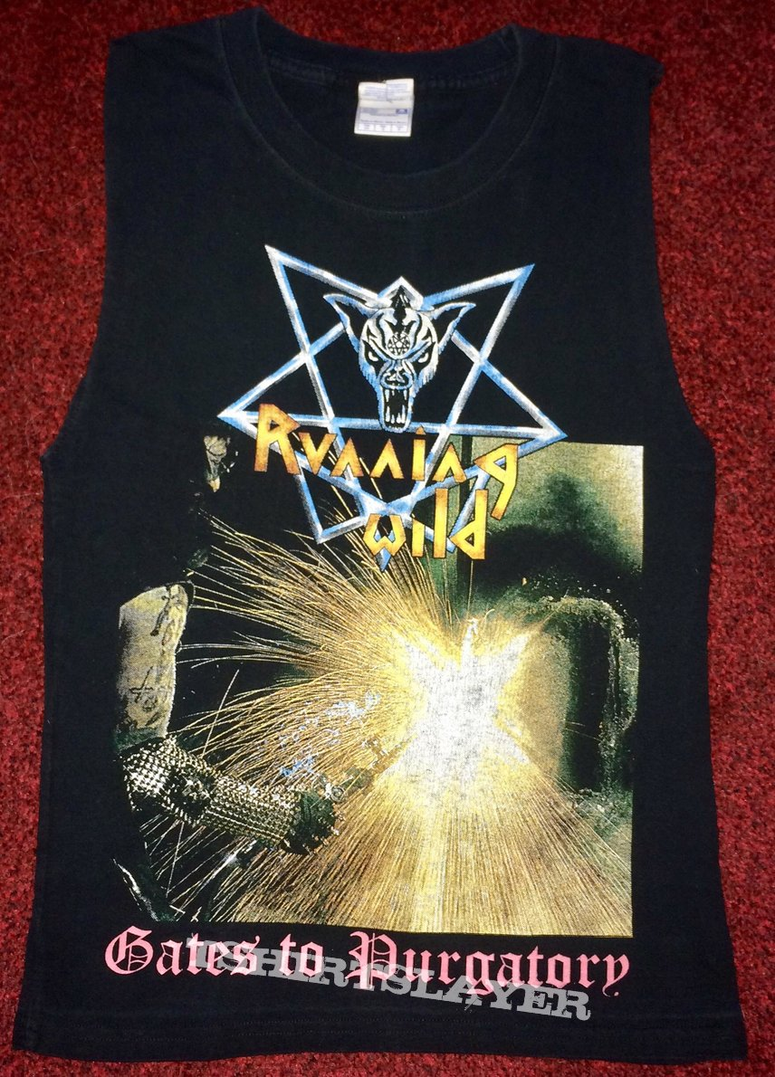 Running Wild -Gates to Purgatory- Shirt