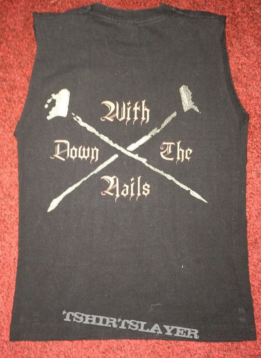 OLD -Down with the Nails- Shirt