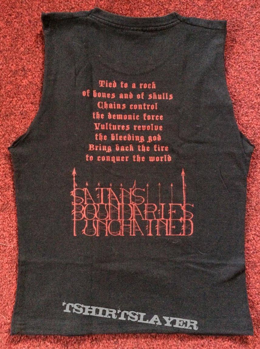 Ketzer -Satans Boundaries unchained- Shirt