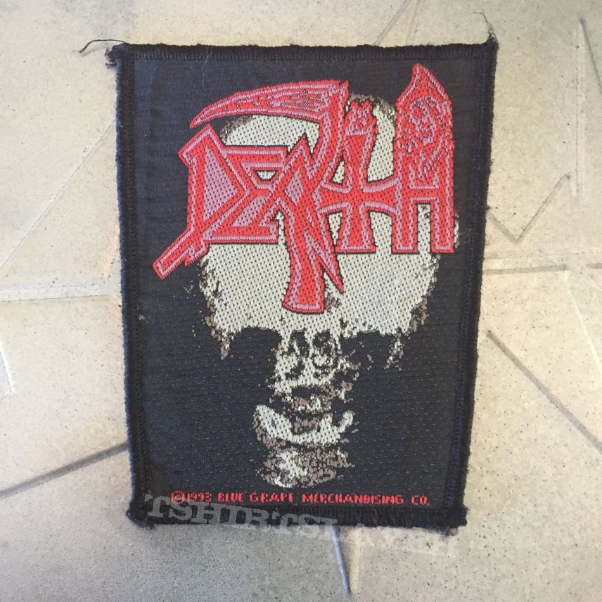 Death -Individual Though Patterns- Patch