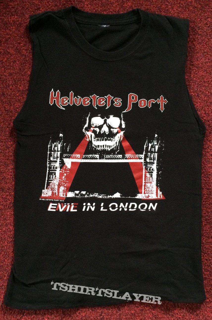 Helvetets Port -Evil in London- Shirt
