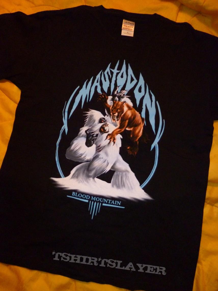 Blood Mountain t.shirt