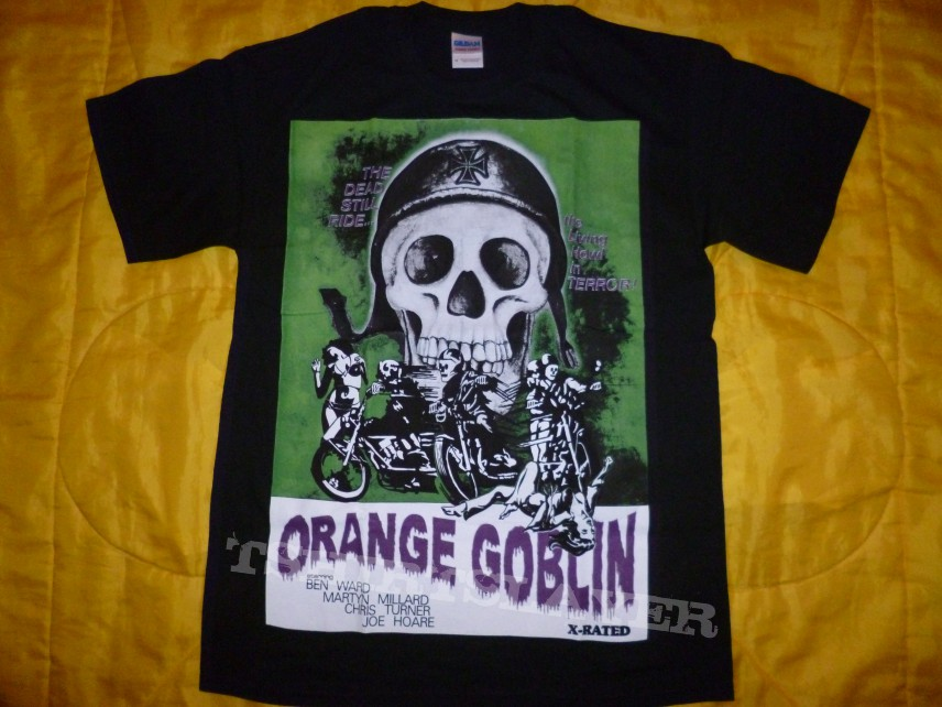 OG/The dead still ride